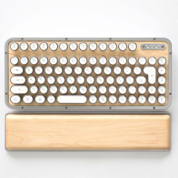 R.C.K. レトロクラシック・コンパクトキーボード